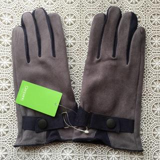 チャオパニック(Ciaopanic)の【新品】Ciaopanic 手袋 男性用(手袋)