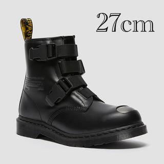 ダブルタップス(W)taps)の新品 Wtaps Dr. Martens Stomper US9 27cm(ブーツ)