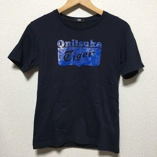オニツカタイガー(Onitsuka Tiger)のONITSUKA TIGER オニツカタイガー Tシャツ メンズ(Tシャツ/カットソー(半袖/袖なし))