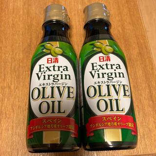 ニッシンショクヒン(日清食品)の食用オリーブ油2本(調味料)
