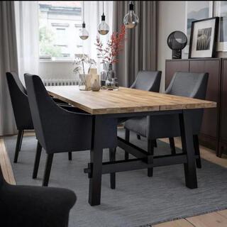 イケア(IKEA)のIKEA スコグスタ(ダイニングテーブル)