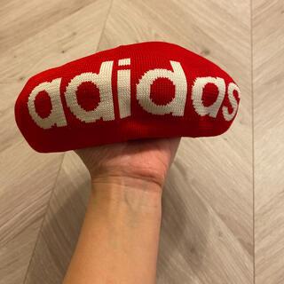 アディダス(adidas)のadidas ベレー帽(ハンチング/ベレー帽)