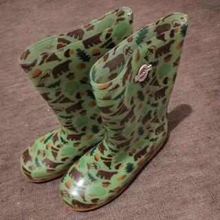 モンベル(mont bell)のマンゴー様専用 mont-bell モンベル  レインブーツ 長靴(レインブーツ/長靴)
