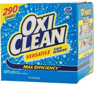 オキシゲン(OXYGEN)のオキシクリーン 5.26kg(洗剤/柔軟剤)