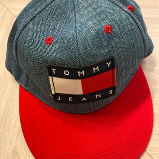 トミー(TOMMY)のTOMMY JEANS キャップ(キャップ)