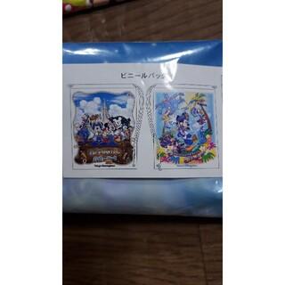 ディズニー(Disney)の☆★新品未使用★BE PIRATES! ビニールバッグ(サングラス)