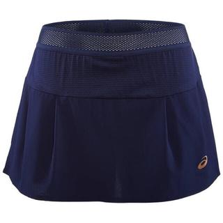 asics - asicsアシックス テニス ELITE W'Sスコートインナー付紺レディースM