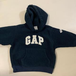 ギャップキッズ(GAP Kids)のgapベビー パーカー 12-18m(トレーナー)