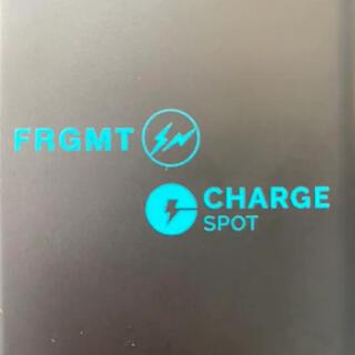FRAGMENT - fragment design × ChargeSPOT