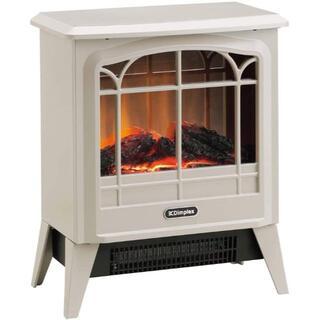 新品 Dimplex Dinky stove ペブルグレー(電気ヒーター)