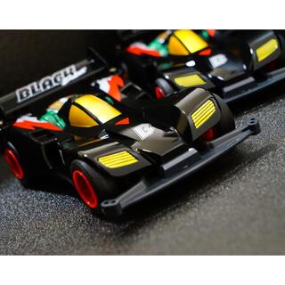 ミニ四駆 ブラックセイバー 塗装完成品 サンプル(模型/プラモデル)