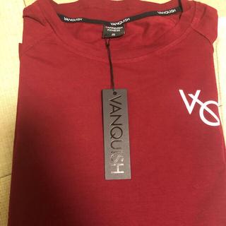 ヴァンキッシュ(VANQUISH)のVANQUISHFITNESS ヴァンキッシュフィットネス(Tシャツ/カットソー(七分/長袖))