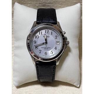 セイコー(SEIKO)のセイコー SEIKO スピリット 電波ソーラー レザーバンド  腕時計(腕時計(アナログ))