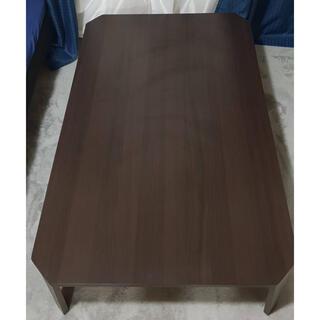 ニトリ(ニトリ)の【明日まで引取限定価格】ニトリ 折りたたみローテーブル(ローテーブル)