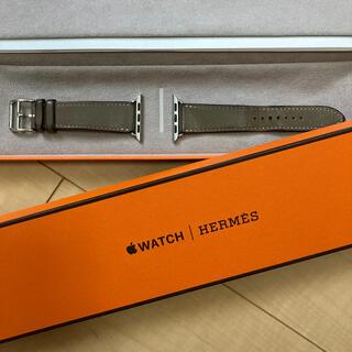 Hermes - エルメス アップルウォッチ 38.40mm エトゥープ
