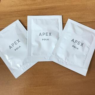 ポーラ(POLA)のAPEXパック、マッサージクリーム(パック/フェイスマスク)