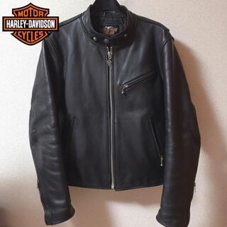 ハーレーダビッドソン(Harley Davidson)のハーレーダビッドソン レザージャケット(レザージャケット)
