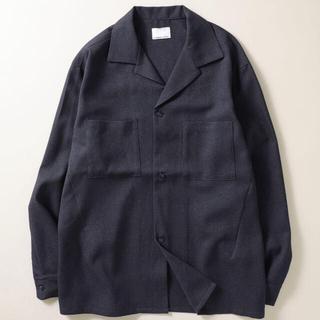 ナンバーナイン(NUMBER (N)INE)の《新品》ナンバーナイン CPO シャツジャケット ネイビー L(その他)