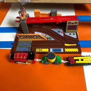 タカラトミー(Takara Tomy)のプラレールトーマス★ビクターセット(電車のおもちゃ/車)