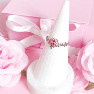 エブリン(evelyn)のPrincess Magical Lovely Heartリング(リング(指輪))
