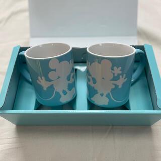ディズニー(Disney)の新品 リングベル×ディズニー コラボマグカップ(グラス/カップ)