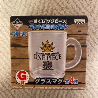 バンプレスト(BANPRESTO)のONE PIECE グラスマグ(グラス/カップ)