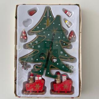 クリスマスツリー インテリア(置物)