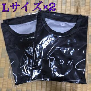 サントリー(サントリー)のストロングゼロ Tシャツ 黒 Lサイズ(Tシャツ/カットソー(半袖/袖なし))