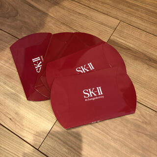 エスケーツー(SK-II)のSK-II ピローケース 5枚(ショップ袋)
