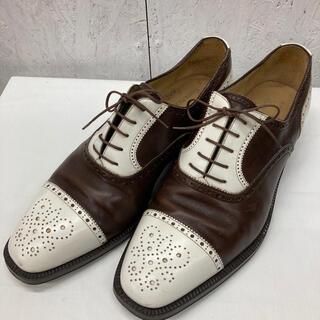 エンツォボナフェ(ENZO BONAFE)のEnzo Bonafe Magnum別注 ドレスシューズ 革靴 ストレートチップ(ドレス/ビジネス)