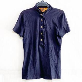 トリーバーチ(Tory Burch)のトリーバーチ 半袖ポロシャツ サイズS -(ポロシャツ)