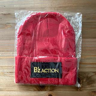 新品未使用 特典 当選 B'z action ビーニー ビニー ニット帽 (ニット帽/ビーニー)