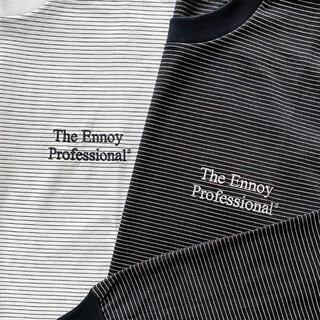 ワンエルディーケーセレクト(1LDK SELECT)のThe Ennoy Professional BORDER L/S TEE(Tシャツ/カットソー(七分/長袖))