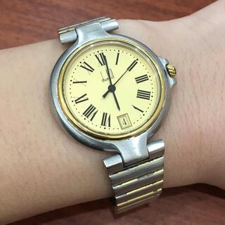 ダンヒル(Dunhill)のdunhill ダンヒル メンズ 時計 クォーツ ヴィンテージ 腕時計 (腕時計(アナログ))