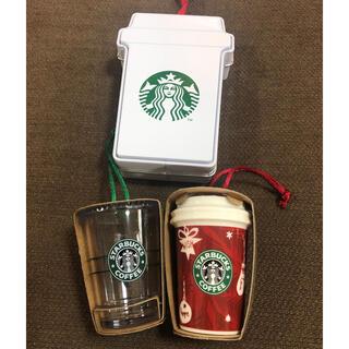 スターバックスコーヒー(Starbucks Coffee)のスターバックス クリスマスオーナメントセット(その他)