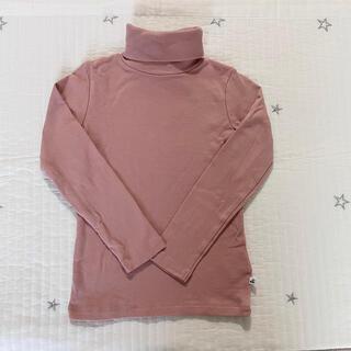 ボンポワン(Bonpoint)の水通しのみ  Bonpoint  タートルネック  Tシャツ  4A(Tシャツ/カットソー)