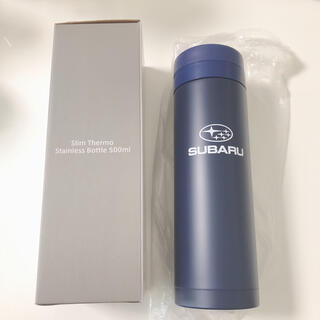 スバル(スバル)の新品未使用SUBARU 非売品スリムサーモスステンレスボトル 500ml(タンブラー)