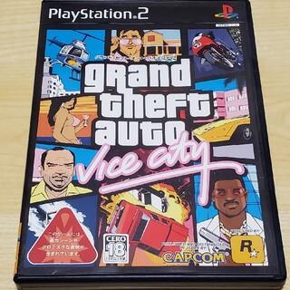 プレイステーション2(PlayStation2)のグランド・セフト・オート・バイスシティ PS2(家庭用ゲームソフト)