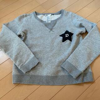 ダブルスタンダードクロージング(DOUBLE STANDARD CLOTHING)のダブルスタンダードクロージング☆星ワッペントレーナー☆(トレーナー/スウェット)