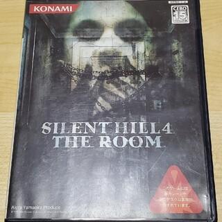 プレイステーション2(PlayStation2)のサイレントヒル4 ザ ルーム PS2(家庭用ゲームソフト)