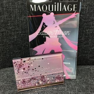 マキアージュ(MAQuillAGE)のマキーアジュ セーラームーン コンパクトケース(その他)