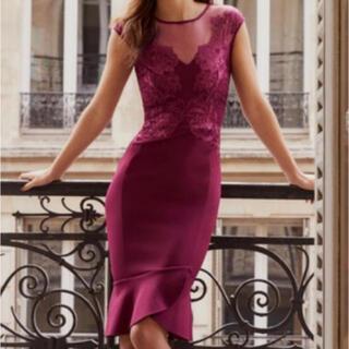 リプシー(Lipsy)のLipsy ドレス(ミディアムドレス)
