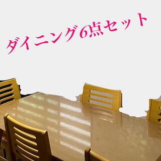 ニトリ(ニトリ)のニトリ ダイニングセット(ダイニングテーブル)