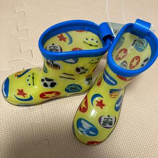 ディズニー(Disney)の未使用タグ付 長靴14(長靴/レインシューズ)