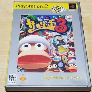 プレイステーション2(PlayStation2)のサルゲッチュ3(PlayStation 2 the Best) PS2(家庭用ゲームソフト)