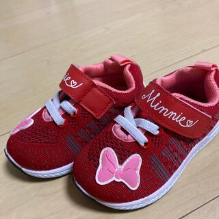 ミニーちゃんの靴(スニーカー)