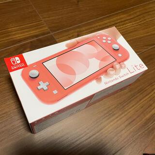 ニンテンドースイッチ(Nintendo Switch)のグリーン様専用Switchlite2(携帯用ゲーム機本体)