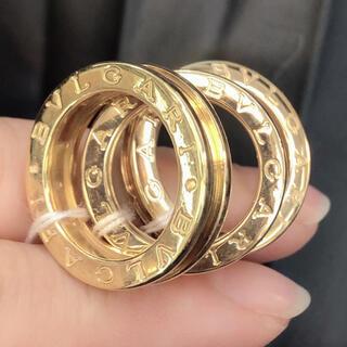 ブルガリ(BVLGARI)の【多数サイズあり】ブルガリ ビーゼロワン リング XS(リング(指輪))