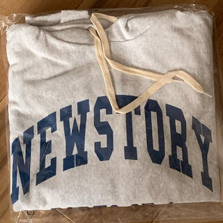 ニュース(NEWS)のNEWS story パーカー(アイドルグッズ)