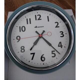 ダントン(DANTON)のジャンク?DULTON時計✨ ブルー(掛時計/柱時計)
